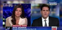 EXPOSED: Israeli Ambassador Rakes A CNN Anchor Across The Coals For Intentionally Misleading Viewers
