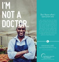 """Kennedy Health Alliance's """"I'm Not a Doctor"""" advertising campaign received three place awards in the 2014 Inaugural Healthcare Marketing IMPACT Awards. Copy Ads, Recruitment Ads, Logo Color Schemes, Employer Branding, Healthcare Design, Health Department, Good Doctor, Ad Design, Print Ads"""