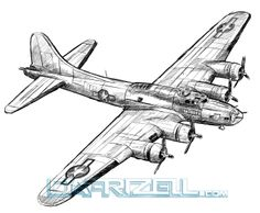 Pug Dogs For Sale, Airplane Coloring Pages, Airplane Drawing, Architecture Drawing Art, Military Drawings, Airplane Photography, Nature Sketch, Ww2 Planes, Drawing Projects