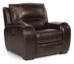 Latitudes-Imagine Power High Leg Recliner by Flexsteel Recliner, Lounge, Sofa, Chair, Furniture, Home Decor, Airport Lounge, Settee, Decoration Home