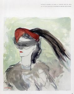 Maud Roser (Millinery) 1948  Eric (Carl Erickson)