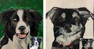 Students work taught at Winnipeg Art & Wine - Paint Your Pet Paint Your Pet, Wine Painting, Student Work, Students, Pets, Top, Animals, Animaux, Animal