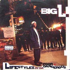 Big L - Lifestylez Ov Da Poor & Dangerous Full Album Big L, Dope Music, Neo Soul, Best Rapper, Album Covers, Hip Hop, Songs, Concert, Youtube
