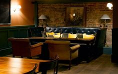 Hire The Zetter Townhouse For Meetings & Events In London - Townhouse Venue For Private Hire & Parties.
