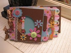 It's been quite awhile since I've shown any of my scrapbook projects. Last year, I bought this great kit from Northridge Publishing ... and ...