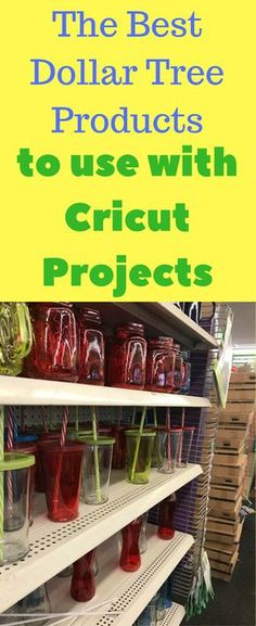 Cricut Project Ideas / Cricut home Decor / Cricut Designs / Dollar Tree Decorations / Dollar Tree Products / Dollar Tree Crafts /