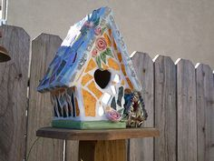 House for the Birds by animal.artist, via Flickr