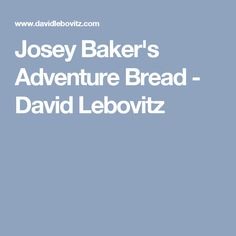 A delicious, easy seeded gluten-free bread recipe from Josey Baker of The Mill in San Francisco.very healthy! Roasted Honey Garlic Cauliflower, Gluten Free Recipes, Bread Recipes, David Lebovitz, Baked Pork Chops, Bread Baking, Appetizers, Adventure, Healthy