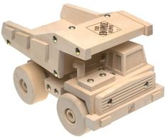 The Home Depot Wood Vehicle Kit - Dump Truck