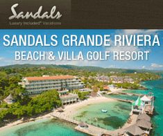 Be sure to take advantage of Sandals Resort's military discount which can also be applied to current promotions such as 65% off your next trip!