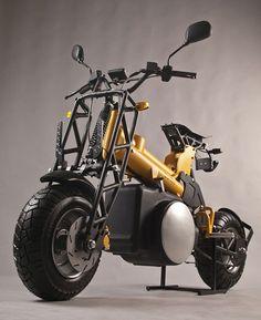 Survival Motorcycle