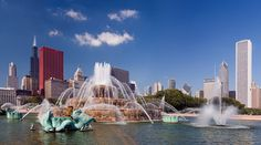 Reserve your long-term parking at John F. Kennedy (JFK) Airport through Park Plus for the premier parking solution you're looking for. Chicago Tours, Chicago Travel, Chicago Trip, Chicago Photography, Travel Photography, Oh The Places You'll Go, Places To Visit, Panorama City, Buckingham Fountain