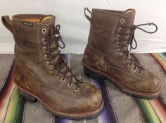With the increased ankle support and waterproofing, #ChippewaWorkBoots is absolutely one of the most comfortable. Added to this, they are quite durable as they were designed to last.  http://best-workboots.com/chippewa/chippewa-9-waterproof-steel-toe-super-logger-boot-review/