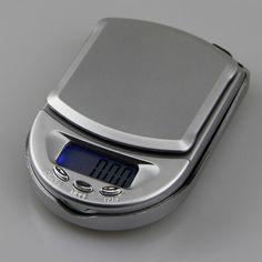 Mini Pocket Jewelry Digital Scale LCD Electronic Jewelry Joyeria Weight Luggage Bilancia Balanza Balance Portable Platform