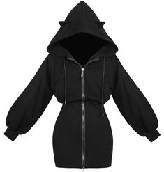 The Official Strange & Creepy Store! – The Official Strange & Creepy Store! Gothic Outfits, Edgy Outfits, Teen Fashion Outfits, Mode Outfits, Cute Casual Outfits, Girl Outfits, Gothic Dress, Fashion Dresses, Gothic Hoodies