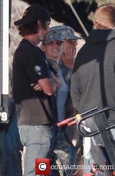 kristen stewart XRAY | Kristen Stewart Filming Camp X Ray