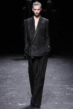 Haider Ackermann Spring 2013 Ready-to-Wear Collection Photos - Vogue