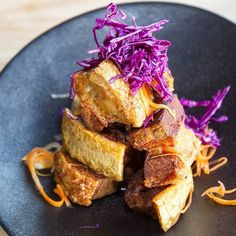 Anyone for a mountain of pork belly? Devour this mouth-watering dish at @azon.nz in Parnell…