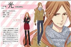 Brothers conflict: Hikari's growth