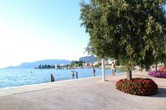 Clean Cyan - Lake Garda, Brescia/Verona, Italy - 2011 By Shred69