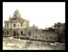 Castillo Rospigliosi, 1930s