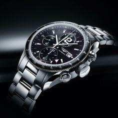 Longines HydroConquest Chronograph XL #luxurywatch #Longines-swiss Longines Swiss Watchmakers watches #horlogerie @calibrelondon