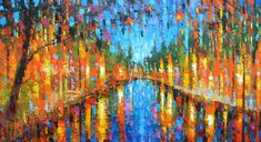 City large size Abstract Cityscape Landscape Textured City