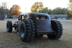One mean rat rod