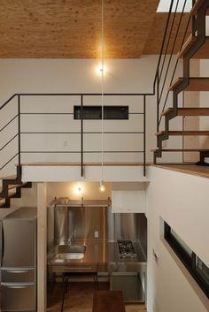 狭小住宅の設計の醍醐味です!デザイン住宅.狭小住宅|大阪.兵庫.京都|建築家 Coo Planning
