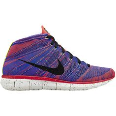 4accfe5f1229 Nike Free Flyknit Chukka Premium Mercurial Collection ( 150) ❤ liked on  Polyvore featuring men s