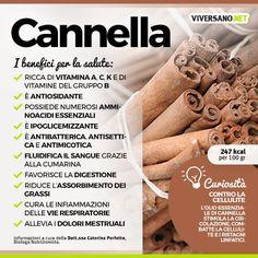 Scarica: Le proprietà della Cannella