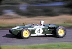 1960 Innes Ireland, Lotus 18