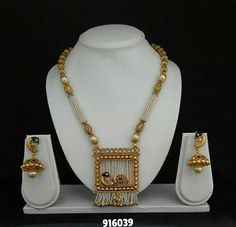 Fashion Jewelry Sets for sale Gold Jewelry Simple, Trendy Jewelry, Fashion Jewelry, Jewelry Sets, Gold Earrings Designs, Gold Jewellery Design, Bridal Jewellery, Diamond Jewellery, Silver Jewellery