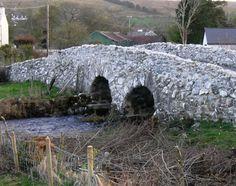 Famous Bridge from The Quiet Man