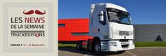 Renault Trucks étend sa garantie pour ses véhicules d'occasion 10 février 2015 - 240 000 kilomètres, c'est la nouvelle garantie de Renault Trucks pour ses véhicules d'occasion