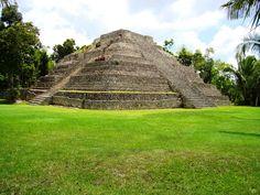 Chacchoben Mayan Ruins- Costa Maya, Mexico