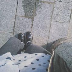 Andiamo a vedere un po' di pezzi di macchina a Canelli io e il mio colui.  #fwas #fwis #foot_love_club #selfeet #whereistand #fromwhereistand #feet #instafeet #kosedikatia #wheremyfeetare #wheremyfeetaretoday #ihavethisthingwithfloors  #tileaddiction #fromwhereonestand #lookdown #happyfeet #travellingfeet #everystepwetake #makeaselfeet by katia_kappao