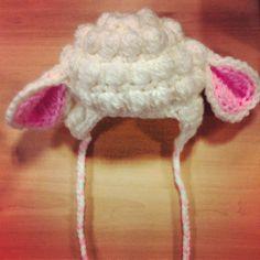 Gorro de Crochet para niños