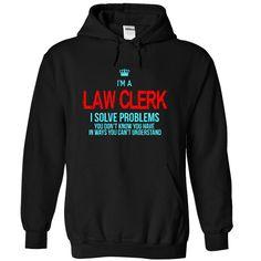 nice i am a LAW CLERK
