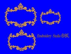 Machine embroidery design instant download by embroiderystudioONA