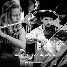 01 de outubro - Dia Internacional da Música