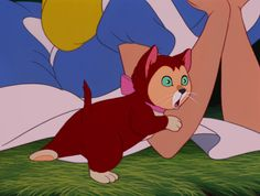 Dinah - Alice in Wonderland