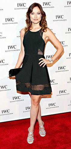 Dakota Fanning vs. Olivia Wilde : Who do you think wore it better?