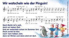 PHILIPP die Maus: Wir watscheln wie der Pinguin