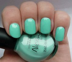 Nicole by Opi - My Lifesaver- i want this