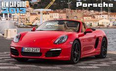 Porsche Cars 2013 – New Porsche Models 2013