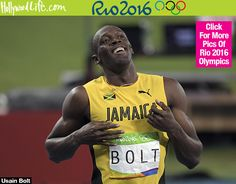 Usain Bolt Wins Olympic 200m Race: Takes Home His Eighth Olympic GoldMedal