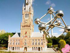 Brussels Belgium Mini Europe