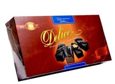 Imported Delice Chocolate and Wafer Cake 500g (Pack 2) by Kharkivyanka Confectionary -- Awesome products selected by Anna Churchill