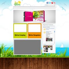 propuesta plantilla pagina web